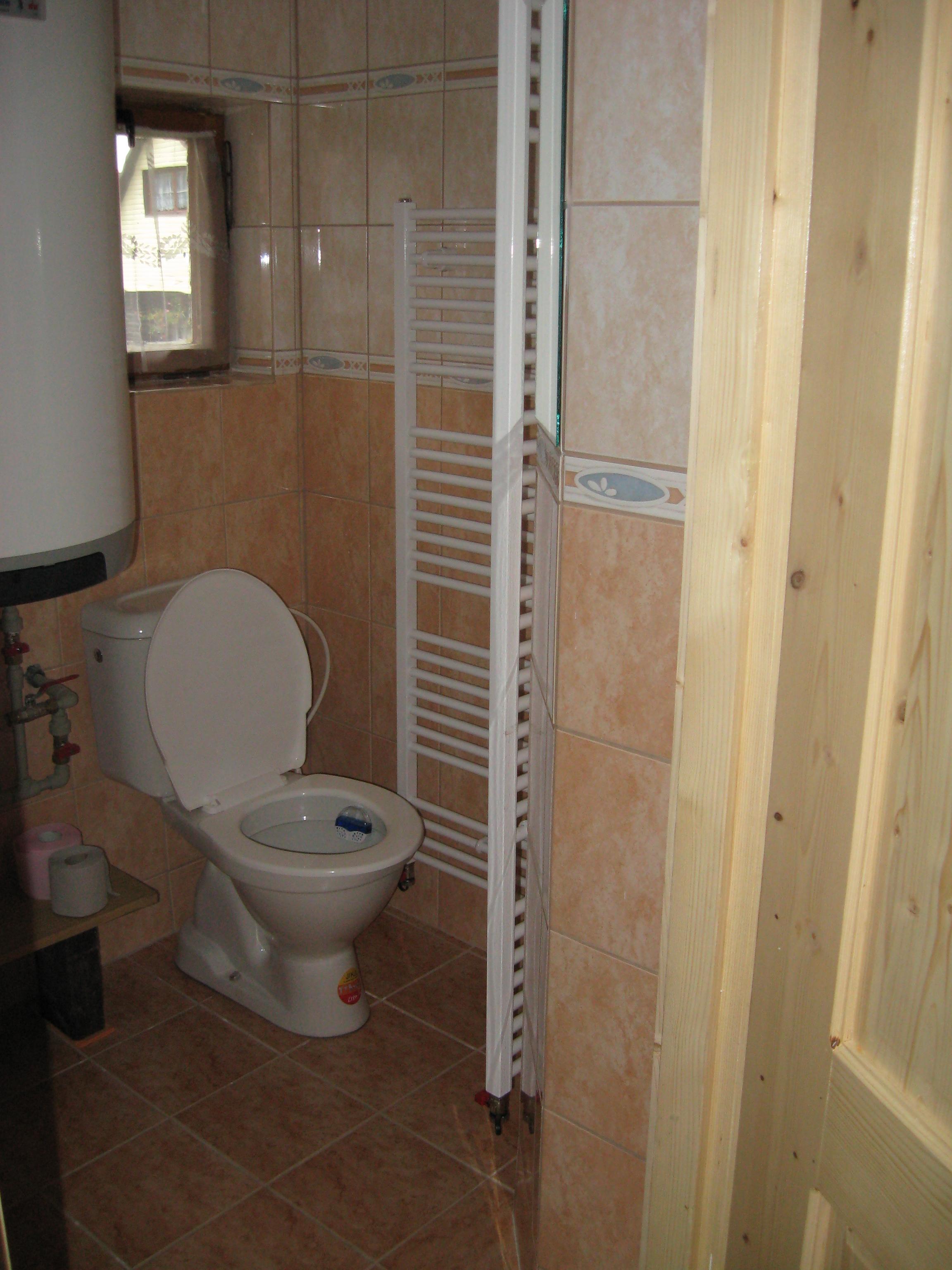 Bungalov Bela - Ubytování Zlaté Hory-koupelna_1